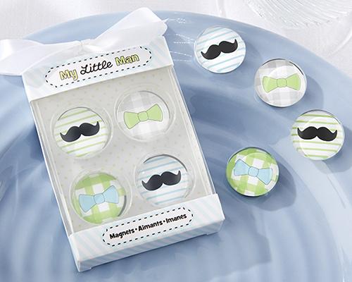 Little Man Mustache and Bowtie Magnets-Little man mustache magnets, bowtie magnets