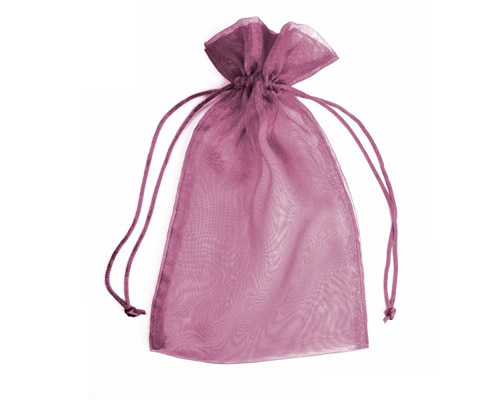 Organza Bag Amethyst-Organza bag, chiffon bag, high quality organza bag, amethyst purple organza bag, premium organza bag, wedding favour, wedding bomboniere, christening favour, christening bonbonniere, vandoros organza bag, jewellery organza bag, bonbonniere, bombonniere, bomboniere