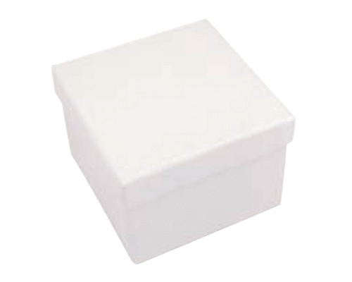 Square Hard Box 7.5cm White-Square solid box, bomboniere box, box with lid, rigid bomboniere box, hard gift box, White box, christening bomboniere, diy box, wedding bomboniere, bonbonniere box
