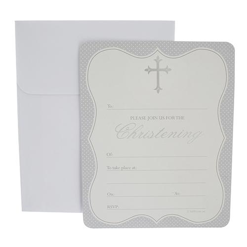 Christening Invitation kit - hiPP-Christening invitation kit, Baptism invitation, Christening invite, Foil Christening invitation, hipp christening invitation