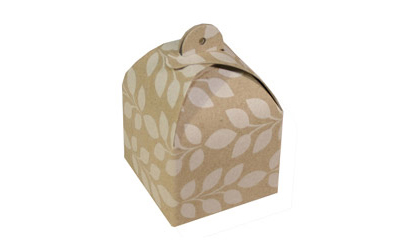 Pandora Box Eco Leaf-Pandora Box Eco Leaf HiPP, favor box, bombonniere, bonbonniere, wedding box, diy box, printed box, unique favour, christening, baby shower, kitchen tea