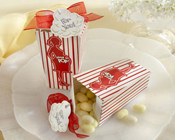 """About to Pop!"" Popcorn Favor Box (Set of 24)-�About to Pop!� Popcorn Favor Box, Baby Shower, Bomboniere"