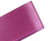 Ribbon Double Sided Satin Amethyst Purple-Double Sided Satin Ribbon, Ribbon, Double face satin ribbon, purple ribbon