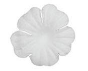 Paper Flowers - White 20mm (Pack of 50)-Paper Flowers White, craft flowers, Wedding invitations, wedding bomboniere, bonbonniere, diy invitations