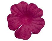 Paper Flowers - Pink 20mm (Pack of 50)-Paper Flowers Pink, Craft Flowers, Wedding bomboniere, wedding invitations, DIY invitations