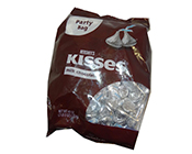Hershey Chocolate Kisses Party Bag 1.13kg-Hershey Kisses Bulk, hershey kisses australia, hershey kisses sydney, wedding chocolate, chocolate kisses, silver kisses
