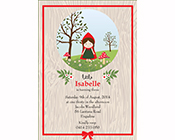 Little Red Riding Hood Party Printables-Little Red Riding hood party printables, Litte Red Riding Hood Invitation, Red Riding Hood Party, Red Riding hood Invitation, Woodland Party Invitation