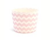 Paper Eskimo Pink Chevron Baking Cup Cupcake Wrapper-Paper Eskimo Pink Chevron Baking Cup Cupcake Wrapper, Pink Cupcake Wrapper, Birthday Party Cupcake Wrapper, pink theme party, pink Cupcake Cases, Girls party cupcake Wrapper