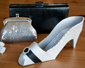 3D High Heel Shoe Invitation-3D High heel shoe invitation, unique invitation, stiletto invitation, hens night invitation, bridal shower invitation, 21st birthday invitation,