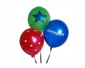 Paper Eskimo Superstar Boy Balloons-Paper Eskimo Superstar boy balloons, balloons, helium ballons, boys party balloons, paper eskimo