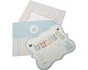 HiPP Baby Shower Invitation Kit (Pack of 25)-Hipp Baby Shower Invitation, Baby shower invitation, boy baby shower invitation, Baby shower invitation kit, fill in baby shower invitation, baby shower invite