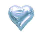 Baby Blue Foiled Hearts-Fardoulis chocolate foiled Hearts, chocolate hearts, foil hearts, wedding confectionery, wedding chocolate, bomboniere, bonbonniere, fine chocolate, luxury bomboniere, luxury chocolate, baby blue chocolate