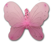 Fairy Wings Butterfly Wings-Fairy Wings, Butterfly wings, dress up wings, fairy party, butterfly party, angel wings