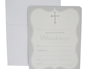 Christening Invitation kit - hiPP-Christening invitation kit, Baptism invitation, Christening invite, Foil Christening invitation, hipp christening invitation