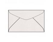 11B Envelope Crystal Pearle Arctic White (25)-11B envelope, white 11B envelope, rsvp envelope, shimmery white envelope, paperglitz envelopes