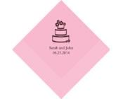 Personalised Napkins Wedding Cake-Personalised Napkins, Printed Wedding Napkins, wedding cake napkins, custom wedding napkins, custom wedding serviettes, personalised wedding serviettes